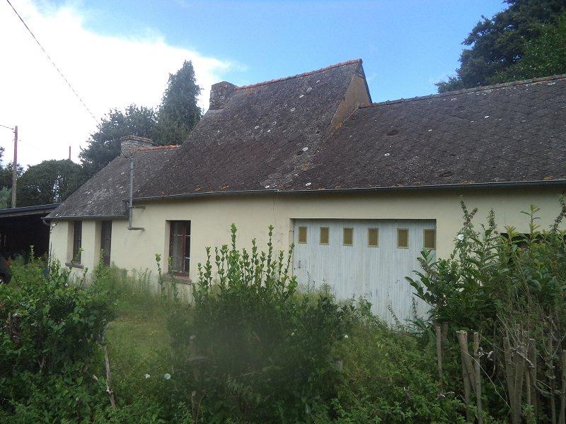 Maison - 50 m² - 3 pièce(s) - LA CROIX HELLEAN
