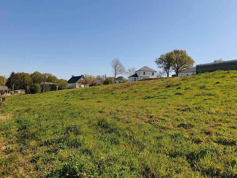 Terrain - 860 m² - MONTERTELOT